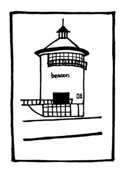 Illustration of The Beacon Museum in Cumbria